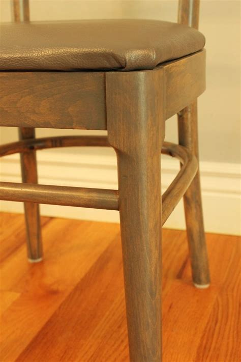 Refinish Dining Chairs How To Refinish Wooden Dining Chairs A Step By Step Guide From Start To Finish
