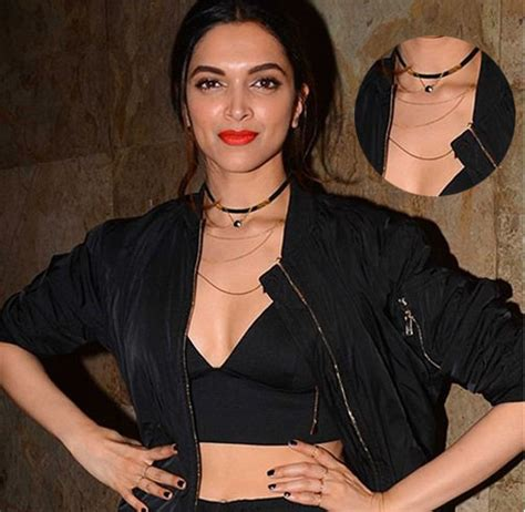 deepika padukone choker hit fashion that was trending in 2016