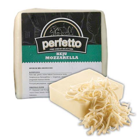 Cheese Mozarella Perfetto 250 Gram keju mozarella quot perfetto quot 250 gram elevenia