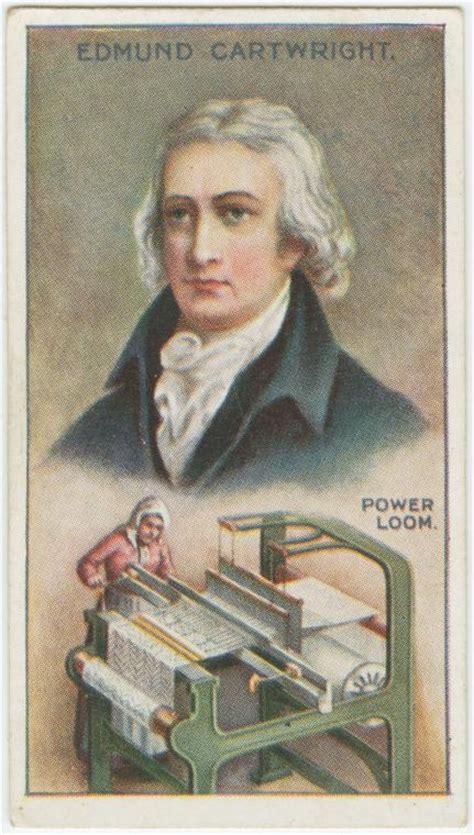 edmund cartwright power loom