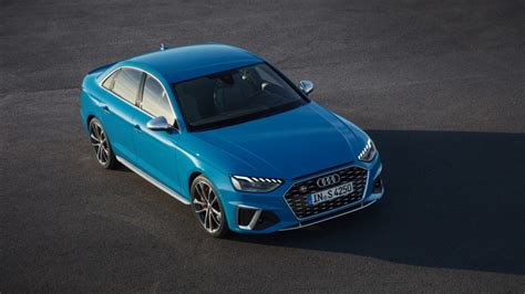 2020 Audi S4 by 2020 Audi A4 Gets A Facelift The Torque Report