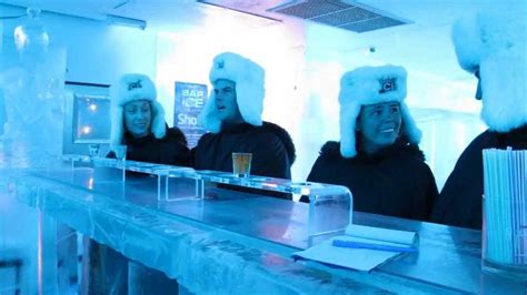 how to make an ice bar top bar ice samui koh samui youtube