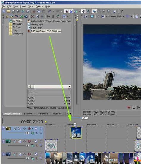 membuat opening video di vegas belajar magix vegas for dummy untuk video editing