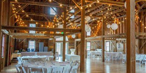 1888 Wedding Barn and Banquet Hall Weddings