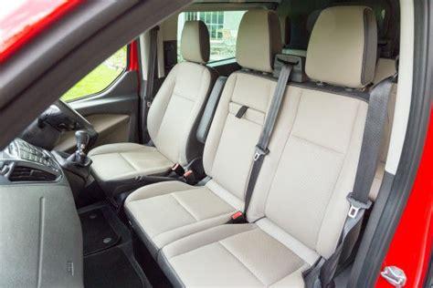 ford transit custom full uk review carwow