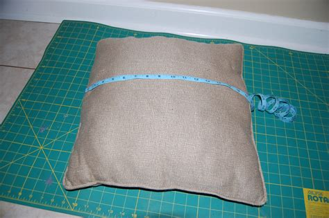 no sew t shirt pillow not just paper and paint