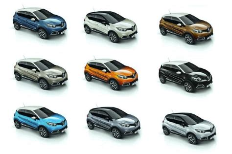 Shades Of Blue Design by Renault Captur Launch Date Price Interior Colours