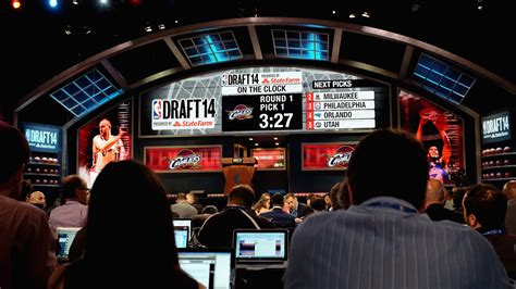 nba draft room 2014 nba draft a look inside the grizzlies draft media room grizzly blues