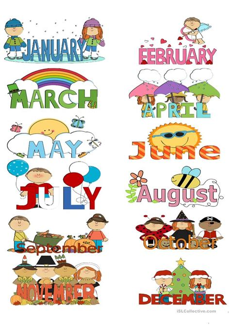 printable months poster months of the year printable poster www imgkid com the