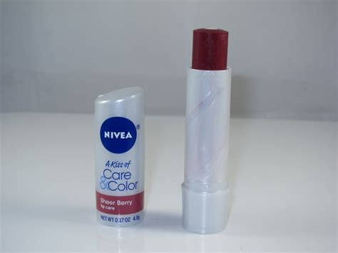 nivea care and color nivea a of care color review swatches musings