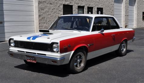 rambler scrambler better than real 1968 amc sc rambler clone bring a trailer