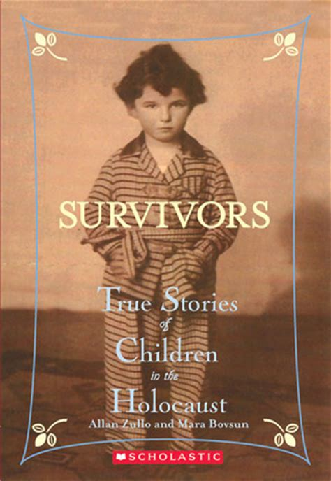 a survivor s guilt books survivors true stories of children in the holocaust by