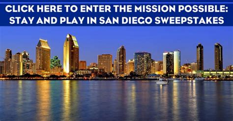 San Diego Sweepstakes - affordable mission valley where to play and stay