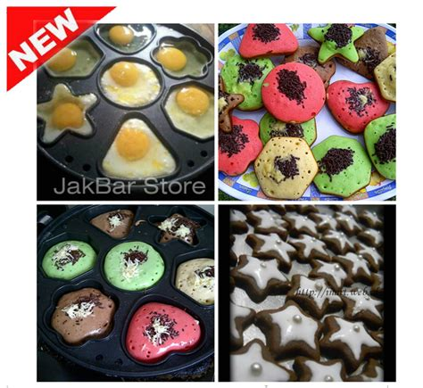 Special Offers Cetakan Kue Motif Lucu buy promo price deals for only rp 199 000 instead of rp 270 000