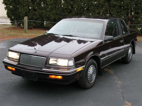 auto air conditioning repair 1985 buick skyhawk engine control find used 1990 buick skylark base coupe 2 door 2 5l in crown point indiana united states