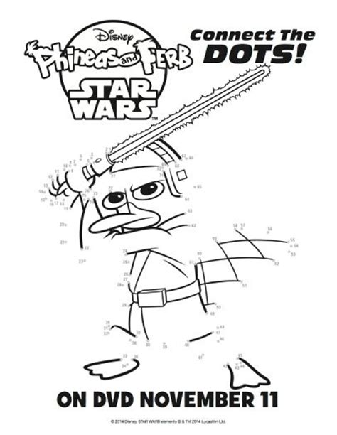 printable dot to dot star wars free printable disney phineas and ferb star wars connect