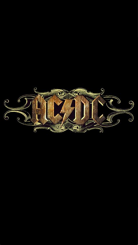 Acdc For Iphone 6 acdc rock band logo iphone 6 plus hd wallpaper hd free