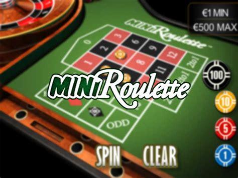play mini roulette  netent