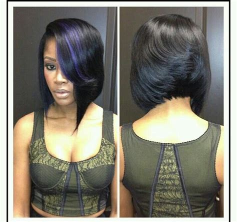 swing bob for african american hair african american swing bob hairstyles google search