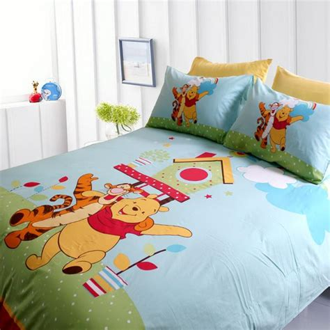 winnie the pooh coverlet winnie the pooh bedroom blue winnie the pooh bedding