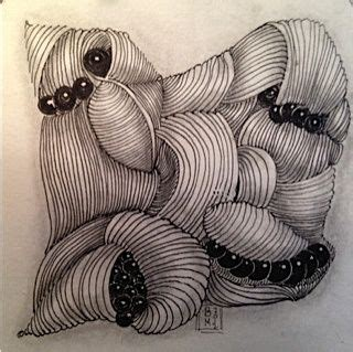 zentangle pattern isochor 24 best tangle isochor images on pinterest zen tangles