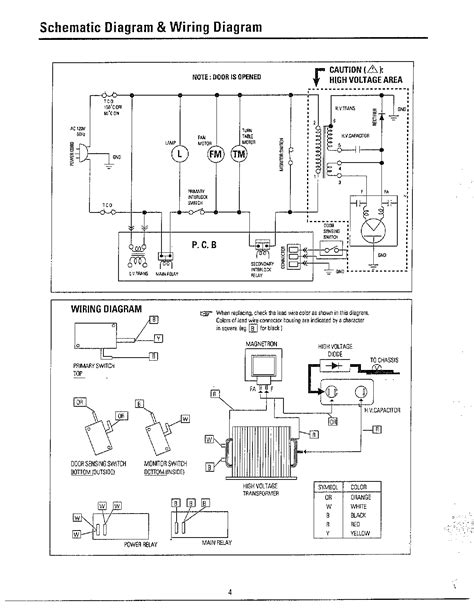 samsung microwave parts diagram samsung samsung microwave oven parts model mw5350w xaa