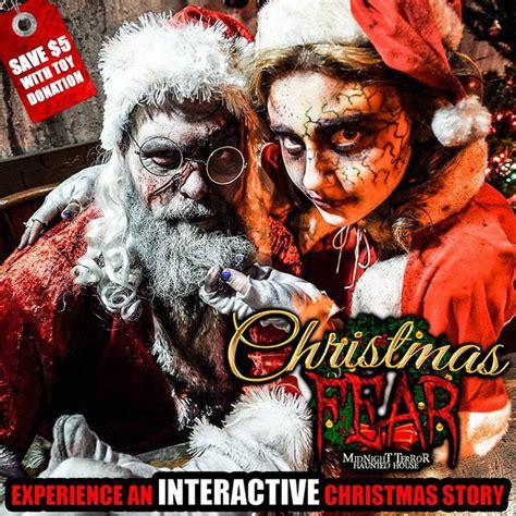 midnight terror haunted house hauntedillinois com 2016 christmas holiday krus haunted houses in illinois