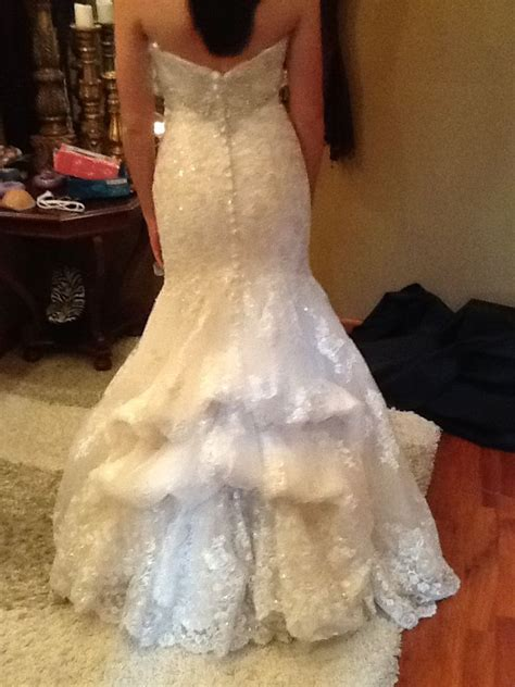 181 best images about Wedding Gown Bustle Styles on Pinterest