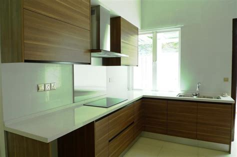 Minimalist Design House by Kitchen Cabinet Surface Malaysia Quartz Stone Surface