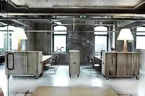 industrial office design furniture john miller warehouse office space pinterest