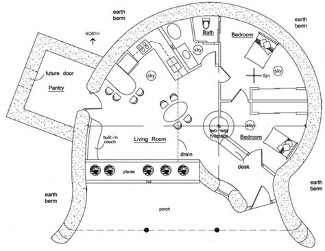 hobbit house floor plans home interior perfly zero energy home design floor plans