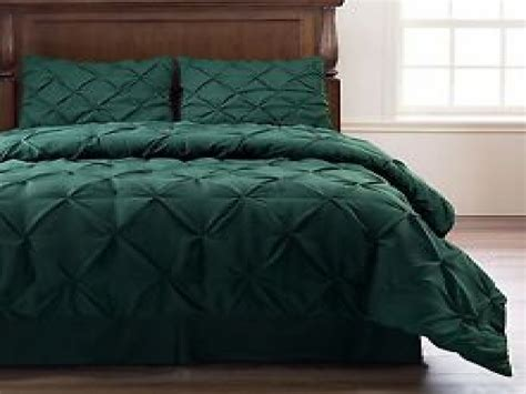 emerald green bedding hunter green comforter set queen