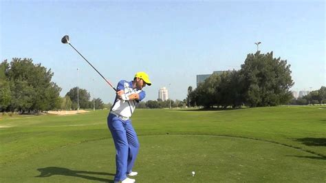 sergio garcia swing slow motion new sergio garcia swing sequence youtube