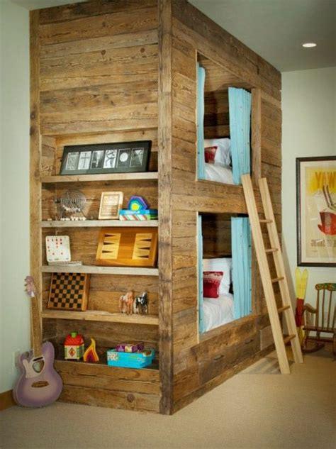Ordinaire Lit Mezzanine Pour Garcon #1: lit-superpose-enfant-lits-superposes-ikea-chambre-d-enfant-moderne-meubles-dans-la-chambre-d-enfant.jpg