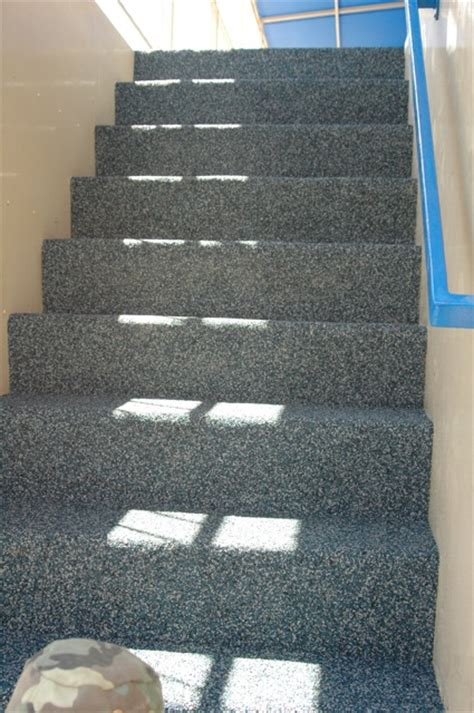 Residential Rubber Flooring by Residential Rubber Floor Polylast Systems