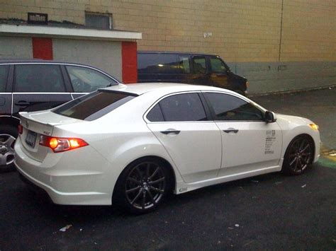 2009 acura tl with black roof wrap gary hpf 2009 acura tsx s photo gallery at cardomain