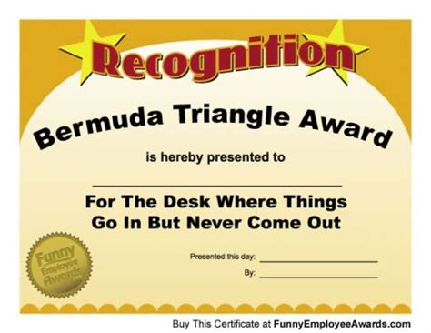 And The Award Does Not Go To by Awards Hubpages