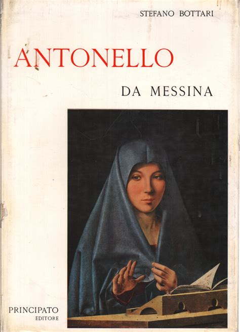 librerie messina antonello da messina stefano bottari monografie arte