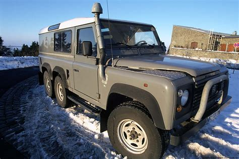 photography and journey foley 6x6 130 land rover defender