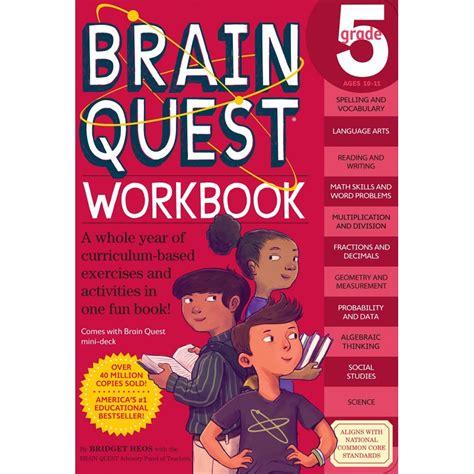 brain quest workbook grade 5 wooks