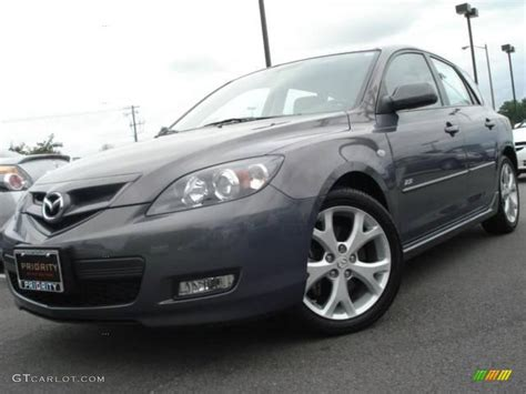 2008 galaxy gray mica mazda mazda3 s sport hatchback 19361667 gtcarlot car color galleries