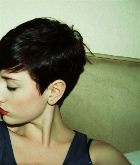 side and front view short pixie haircuts 10 pixie haircut pictures short hairstyles 2016 2017