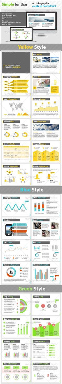 powerpoint template by design district via behance modern powerpoint by design district via behance