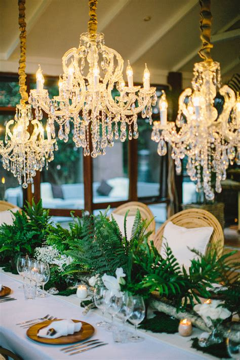 fern decor bring the outdoors in with this tablescape