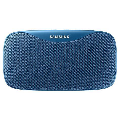 Samsung Level Box Slim Blue samsung level box slim eo sg930 bluetooth speaker blue