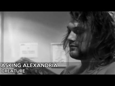 asking alexandria creature asking alexandria creature unofficial