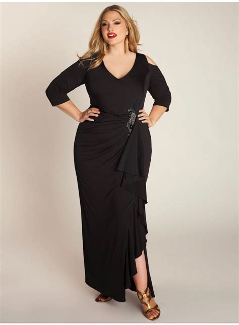 Plus Size Bridesmaid Dress by Plus Size Bridesmaid Dresses Iris Gown