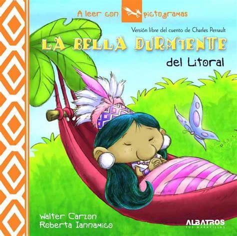 libro joven durmiente y el la bella durmiente del litoral literatura infantil