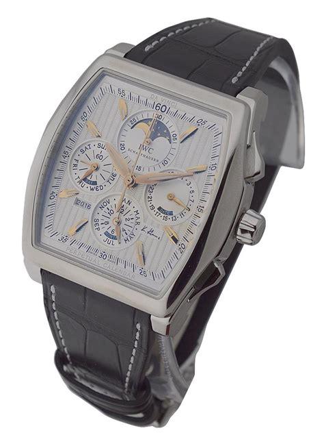 Iwc Davinci Kurt Klaus Silv iw3762 07 iwc da vinci perpetual calendar essential watches
