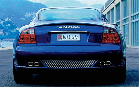 Maserati 2006 Price by Used 2006 Maserati Gransport For Sale Pricing Features
